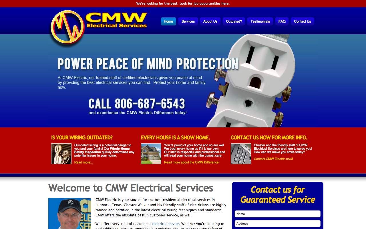 CMW Electric - FarisWheel Productions
